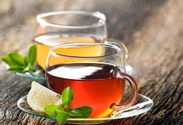 Vashon Tea Shop: One Cup of Tea with Purchase of a Cup of Tea at Vashon Tea Shop