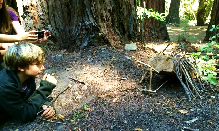 California Survival School - Brea: $99 for Survival Tools and Traps: Ancient Artisans for Two at California Survival School ($330 Value)