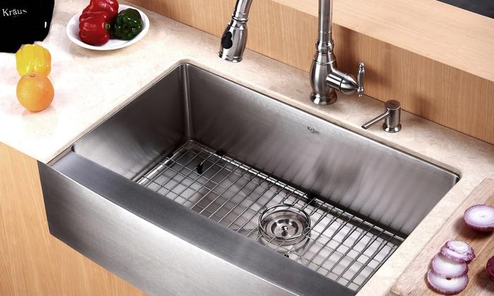 ... Kraus Country Style Kitchen Sinks: Kraus Country Style Kitchen Sinks
