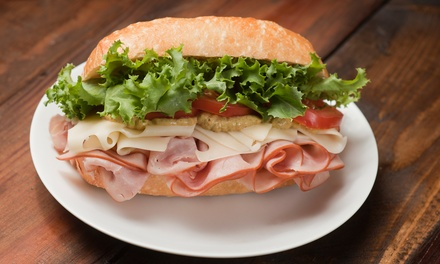 Italian Food at Gallo's Italian Deli (45% Off). Two Options Available.