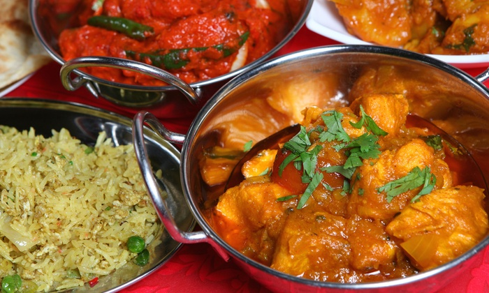 Masala Junction - Port Moody: Indian Dinner for Two or Four at Masala Junction (42% Off)