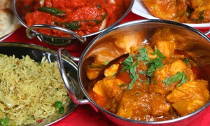 Mayoor Indian Restaurant: Indian Cuisine for Two or Four People, or Takeout at Mayoor Indian Restaurant (Up to 50% Off)