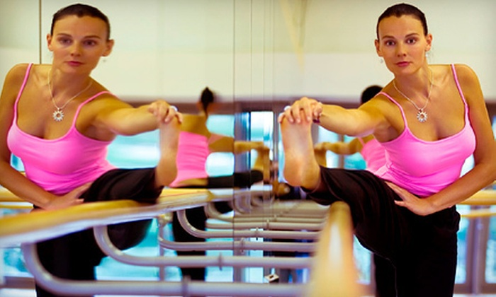 Yvette Dance Studio - Yvette Dance Studio: 10 or 20 Drop-In Dance, Pilates, and Barre Sculpt Classes at Yvette Dance Studio (Up to 85% Off)