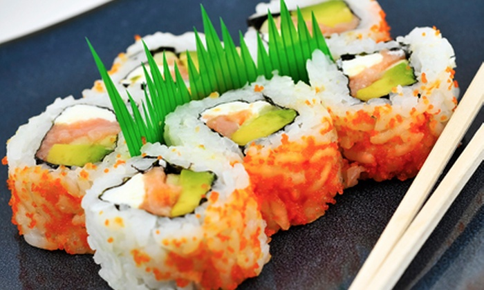 Sake Hana Asian Cuisine & Sushi Bar - Westborough: Sushi and Asian Cuisine for Two or Four at Sake Hana Asian Cuisine & Sushi Bar (Half Off)