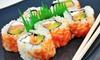 Sake Hana Asian Cuisine and Sushi - Westborough: Sushi and Asian Cuisine for Two or Four at Sake Hana Asian Cuisine & Sushi Bar (Half Off)