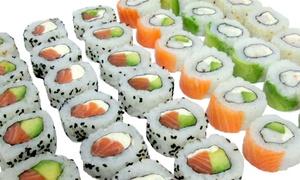 Che Sushi: Desde $249 por tabla de 30 o 60 piezas de sushi + delivery en Che Sushi. Elegí sucursal