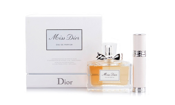 Miss Dior And Travel Edp Groupon