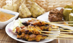 Cuisine Malaya: Japanese and Malaysian Food at Cuisine Malaya (Up to 40% Off). Two Options Available.