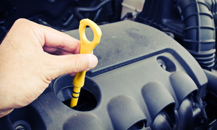 Just Brakes - Multiple Locations: One, Two, or Three Full-Service Oil Changes with Tire Rotation, Filter, and Inspection at Just Brakes (Up to 70% Off)