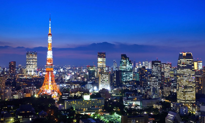 4-Star Tokyo Vacation with Airfare from Friendly Planet Travel - Japan: 7-Day Japan Vacation with Airfare and City Tour from Friendly Planet Travel. Price/Person Based on Double Occupancy.
