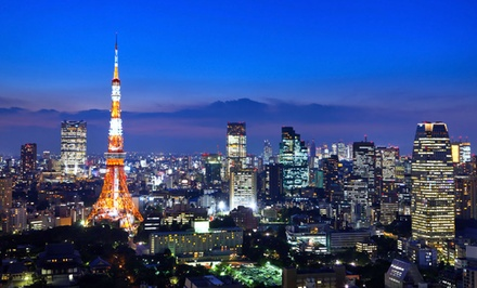 7-Day Japan Vacation with Airfare and City Tour from Friendly Planet Travel. Price/Person Based on Double Occupancy from 4-Star Tokyo Vacation with Airfare from Friendly Planet Travel - Japan