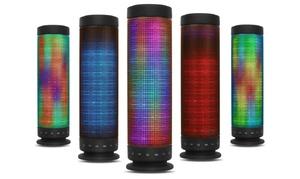 Kocaso Rainbow Led Portable Bluetooth Speaker
