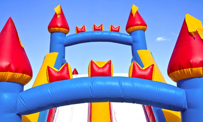 Jump-N-Play - Miami: $59 for a Four-Hour Bounce-House Rental from Jump-N-Play ($290 Value)