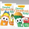 Veggie Tales Growing DVDs