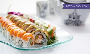 Fuji Sushi: Specialty Rolls and Nigiri for Dine-In or Take-Out at Fuji Sushi (Up to 40% Off)