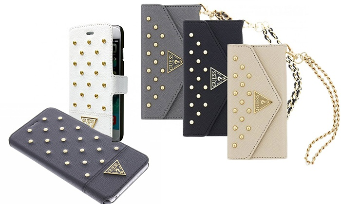 coque protection iphone 6 guess