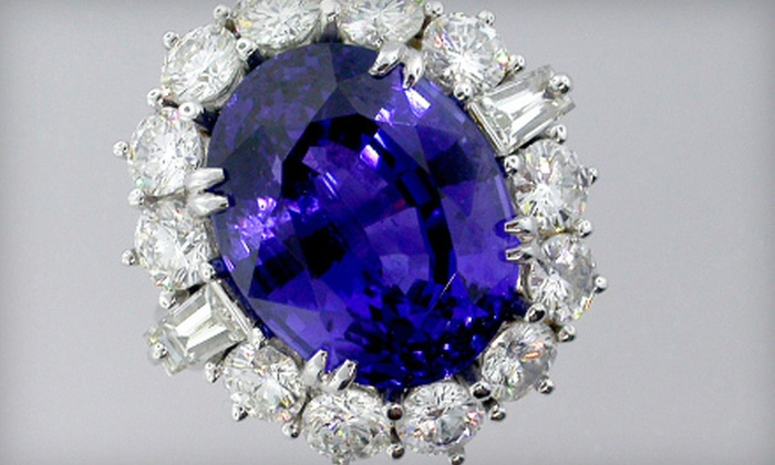 The Diamond Showcase Ltd. - Innisfil: $49 for $100 Worth of Fine Jewellery at The Diamond Showcase Ltd. in Innisfil