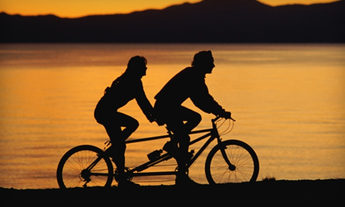 Born to Ride Bicycle Rental - Multiple Locations: Tandem-Bicycle Rental or a Scenic Waterfront Bike Tour from Born to Ride Bicycle Rental