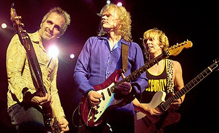 Styx with The Guess Who at Encanterra on Sat., Apr. 14 at 12PM: Lawn Seating  - Styx with The Guess Who in San Tan Valley