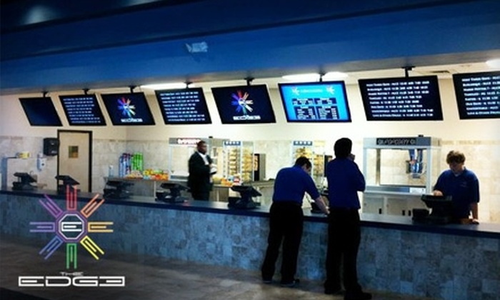 The Edge 14 Movie Theater - Macon: $10 for Two Tickets to Any Movie and One Large Popcorn at The Edge 14 Movie Theater ($23 Value)