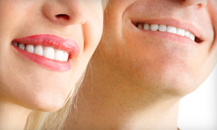 Real Smile Dental - Cliffside Park: $149 for an In-Office Zoom! Teeth-Whitening Treatment at Real Smile Dental ($600 Value) in Cliffside Park
