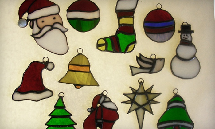Glassique - Seattle: $45 for a Four-Hour Ornament-Making Class at Glassique ($95 Value)