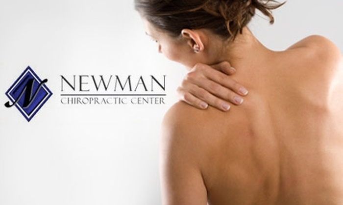 Newman Chiropractic Center - Etna - Sharpsburg: $45 for $285 Worth of Chiropractic Services at Newman Chiropractic Center