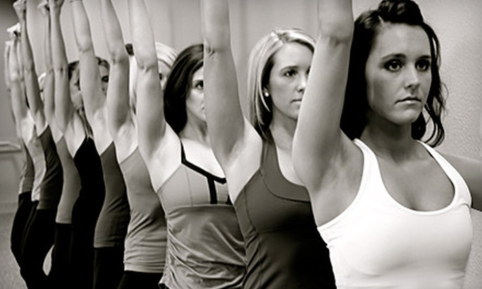 Pure Barre - Multiple Locations: $35 for Three Barre Fitness Classes at Pure Barre ($69 Value)