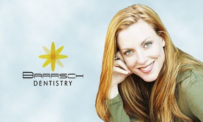Braasch Dentistry - Central Omaha: $149 for a Professional BOOST Teeth-Whitening Treatment at Braasch Dentistry ($514 Value)