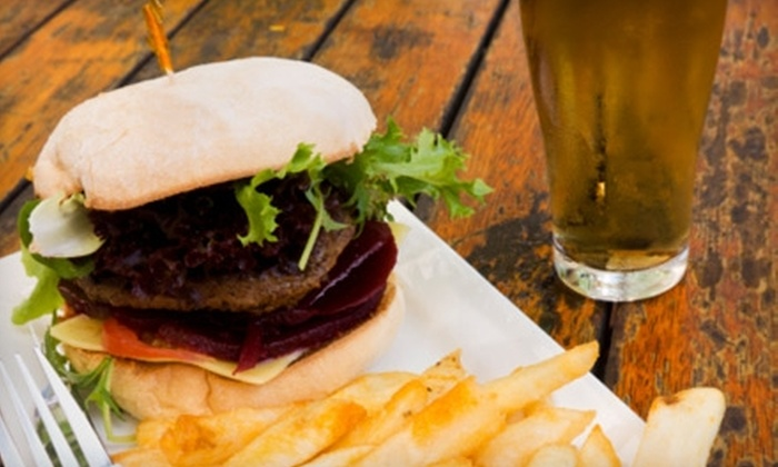 Three Angry Wives Pub - Las Vegas: $10 for $20 Worth of Pub Fare and Drinks at Three Angry Wives Pub