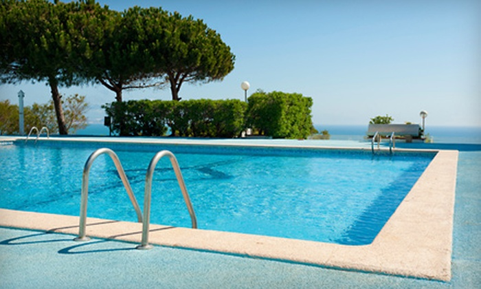 OZ Property Services - Boca Woods: One or Three Months of Weekly Pool Services from OZ Property Services