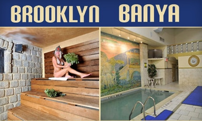 Brooklyn Banya - Kensington & Parkville: $50 for One-Day Pass and Hour-Long Massage ($105 Value) or $12 for One-Day Pass ($25 Value) at Brooklyn Banya