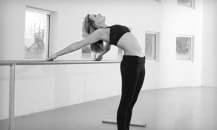 Pilates of Boca - Multiple Locations: 5, 10, or 15 Xtend Barre or Core Cardio Classes at Pilates of Boca in Boca Raton (Up to 68% Off)