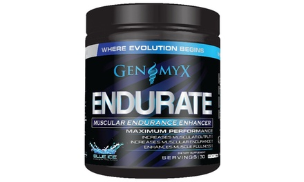 Genomyx Endurate Muscular Endurance Supplements (30 Servings)