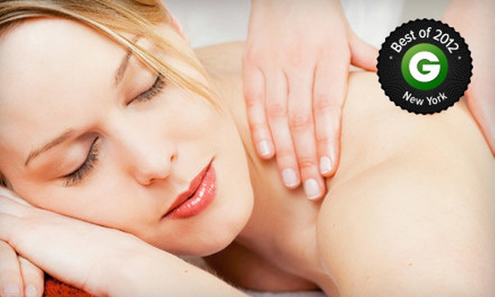Massage America - Multiple Locations: 60- or 90-Minute Sports, Swedish, or Deep-Tissue Massage at Massage America (Up to 63% Off)