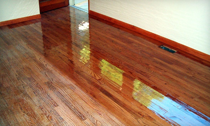 Fabulous Floors - Central Jersey: $155 for Up to 250 Square Feet of Floor Resurfacing from Fabulous Floors (Up to $372.50 Value)