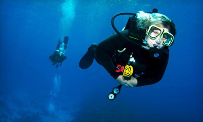 Calypso Scuba - The Dive Shop - Calypso Scuba: $15 for One Try Scuba Diving Lesson at Calypso Scuba - The Dive Shop in Joplin ($50 Value)