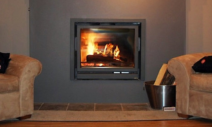 American Heritage Fireplace - Chicago: $64 for One-Story Chimney Sweep from American Heritage Fireplace ($129 Value)