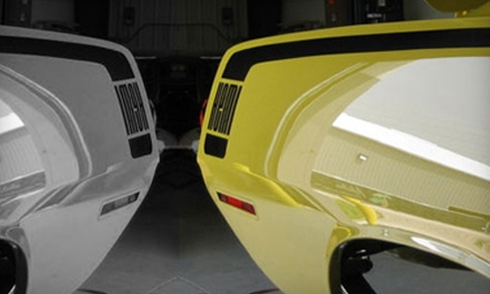 Apex Autosports - Grafton: $98 for an Auto Detail and Inspection at Apex Autosports in Grafton (Up to $255 Value)