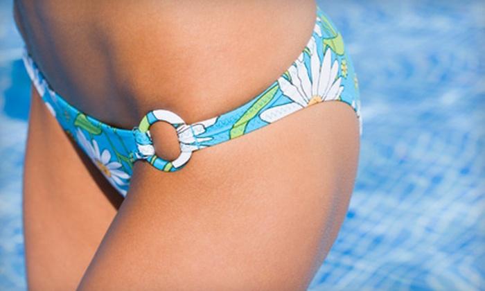 Sol Y Luna Spa - Sunnyside: $25 for $50 Worth of Bikini Sugaring Services at Sol Y Luna Spa