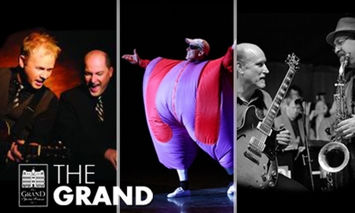 The Grand Opera House - Wilmington: Tickets to The Grand Opera House. Choose from Three Performances.