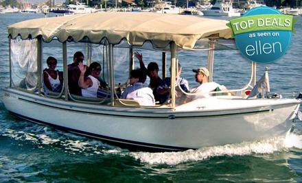 The Electric Boat Company - The Electric Boat Company in Seattle
