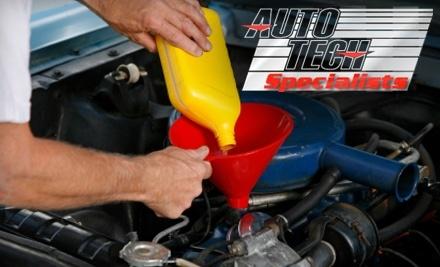 Auto Tech Specialists - Auto Tech Specialists in Billings