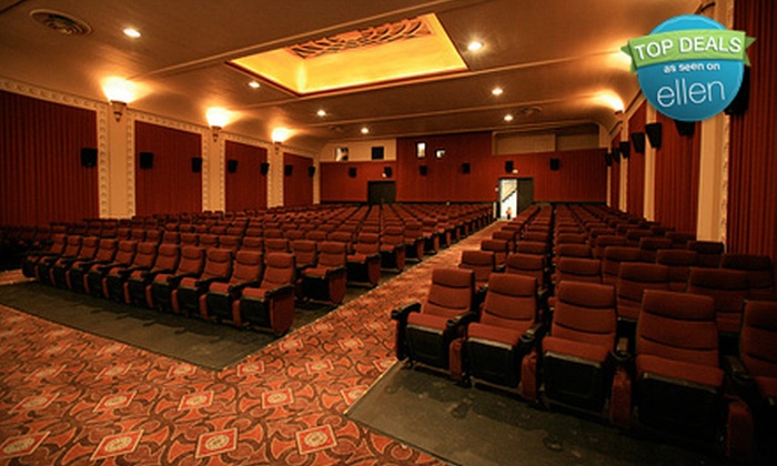 Roseway Theater - Roseway: $14 for Movie Night with Popcorn for Two at Roseway Theater (Up to $29 Value)