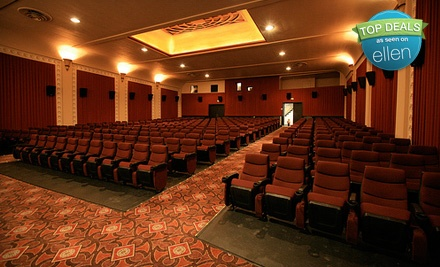 Roseway Theater: Movie-Night Package for 2 - Roseway Theater in Portland