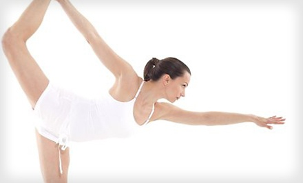 5 Drop-In Yoga or Pilates Classes (a $60 value) - Pure Yoga Pilates Studio in Wilmington