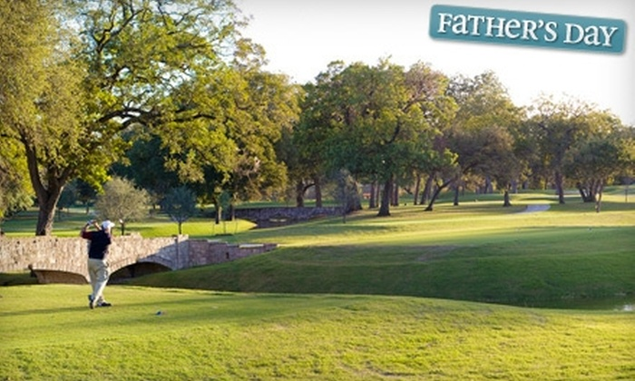 Alamo City Golf Trail - Multiple Locations: $139 for a Punch Card for Six Rounds of Golf with Cart Rentals from Alamo City Golf Trail (Up to $300.99 Value)