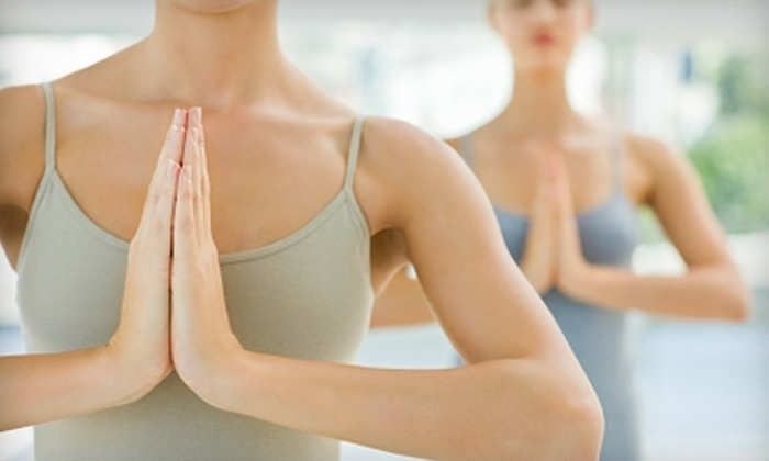 Kneading Serenity - Knollwood: $45 for a 30-Minute Massage and Five Yoga, Pilates, and Other Classes at Kneading Serenity (Up to a $100 Value)