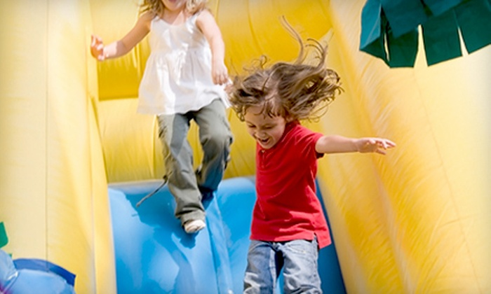 The Play Factory - Multiple Locations: One-Month Membership or 5, 10, or 15 Visits at The Play Factory (Up to 61% Off)