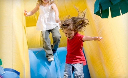 1-Month Unlimited Playtime Membership (a $49 value) - The Play Factory in Mesa
